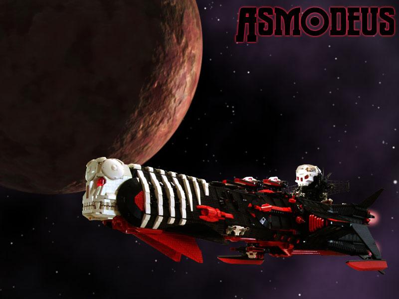 3vil Asmodeus